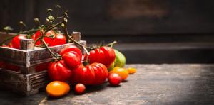 Grantstown Tomatoes Super Freshness & Quality